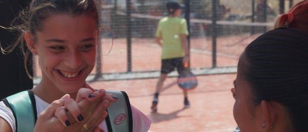 Cuarta jornada del Campeonato de España de Pádel de Menores 2019