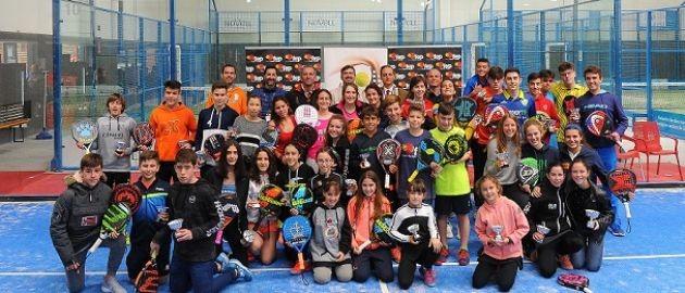 Éxito total del TyC 2 organizado en Pádel Zaragoza