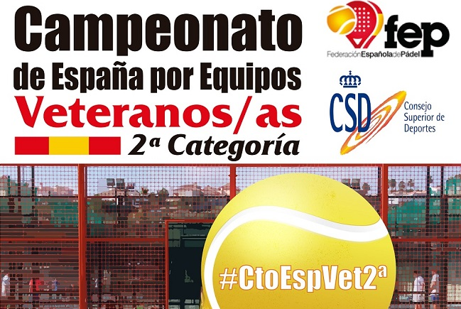 Campeonato de España Veteranos/as 2ª cat.